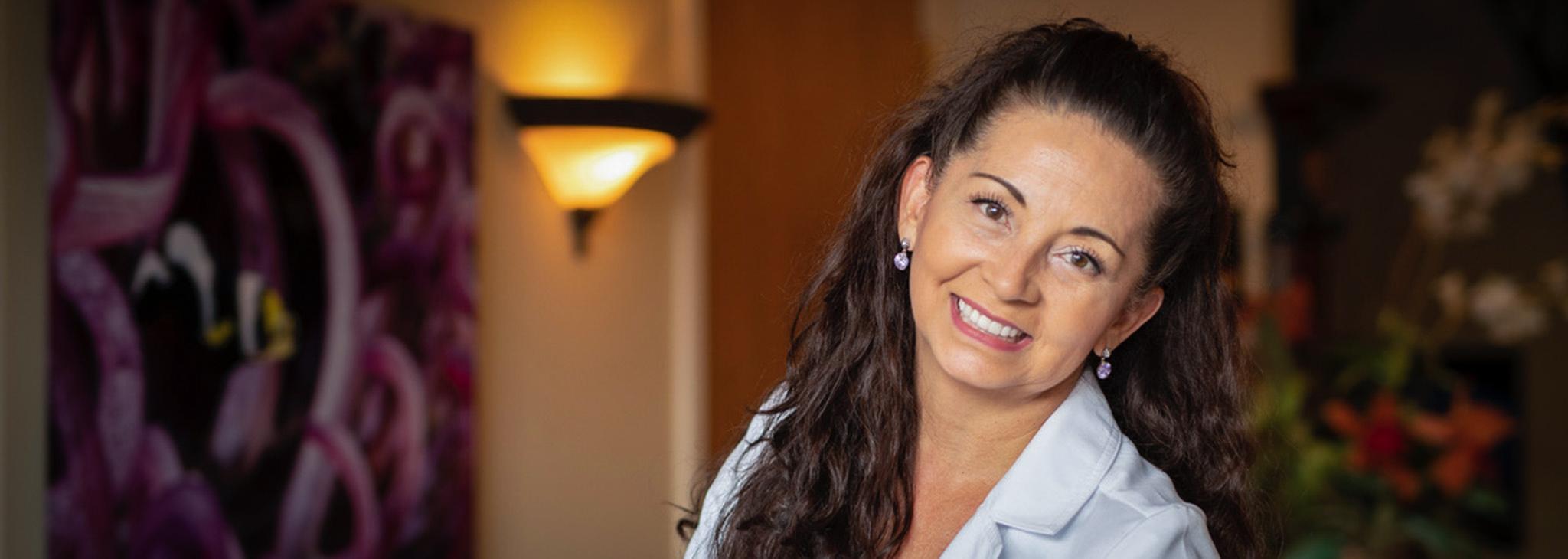 Meet Dr. Zarina Staller Page